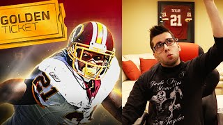 Download The Greatest Pack Opening of My life! Golden Ticket Sean Taylor Video