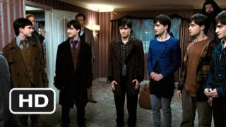 Download Harry Potter and the Deathly Hallows: Part 1 - Seven Harrys (2010) HD Video
