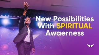 Download Discover New Possibilities With Spiritual Awareness   Michael Beckwith Video