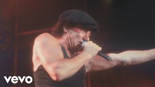 Download AC/DC - You Shook Me All Night Long (from Live At Donington) Video
