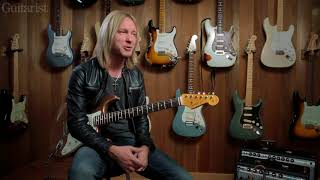 Download Kenny Wayne Shepherd Blues Guitar Masterclass Video