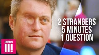 Download When Two Strangers Face Each Other For Five Minutes: Eye To Eye Video