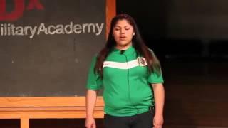 Download My Story of Immigration | Miriam Martinez | TEDxCarverMilitaryAcademy Video