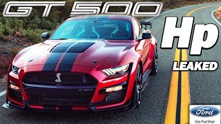 Download 2020 Shelby GT500 ACTUAL HORSEPOWER OFFICIALLY LEAKED! Video