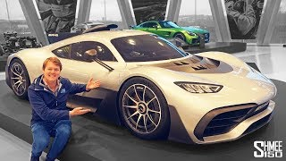 Download Dreaming of an AMG Project One! | VISIT Video