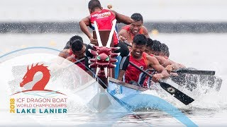 Download 2018 ICF Canoe Dragon Boat World Championships Lake Lanier / Day 4 pm Video