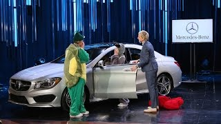 Download Who Will Win a Mercedes-Benz?! Video