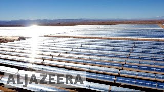 Download Climate SOS: Talks expand solar power facilities in Morocco Video