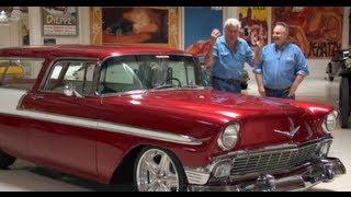 Download 1956 Chevrolet Nomad Restomod - Jay Leno's Garage Video