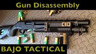 Download HATSAN shotgun ESCORT DEFENDER Disassembly Video