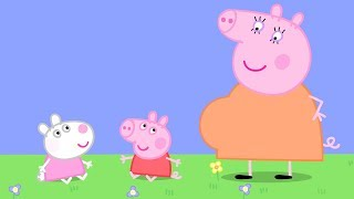 Download Peppa Pig English Episodes - Baby Peppa Pig and Baby Suzy Sheep! - #082 Video