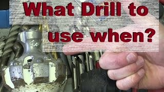 Download WHAT DRILL BIT IS BEST DRILL? Video