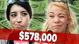 Download $500k Of Student Debt In 37 Seconds Video