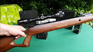Download Diana TwoFifty 4,5 mm KnicklaufGewehr ″Made in China″ /Analyse & ChronoTest by WPU Video