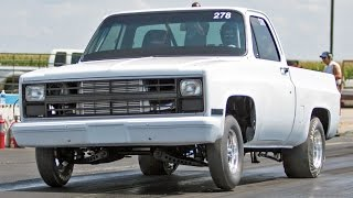 Download TURBO Chevy C10 - 9 Second Truck! Video