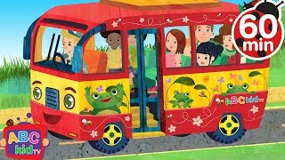 Download Wheels on the Bus and More Nursery Rhymes - ABCkidTV Video