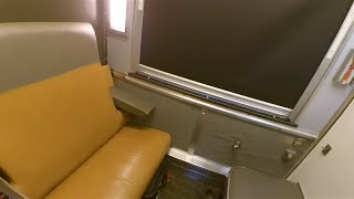 Download VIA Rail Sleeper - Roomette Tour Video
