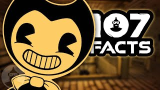 Download 107 Bendy And The Ink Machine FACTS (Feat: MatPat) You Should Know! | The Leaderboard Video