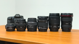 Download Top 10 Lenses for Canon 80D Video