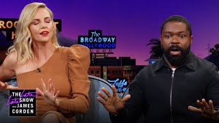 Download Charlize Theron Peed Herself In Front of David Oyelowo Video