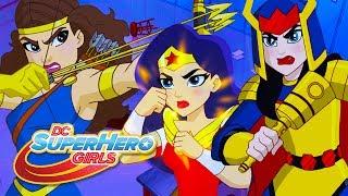 Download Female Fury Showdown   Intergalactic Games   DC Super Hero Girls Video
