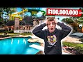 Download I Went to the MOST EXPENSIVE HOUSE in the WORLD!! **backyard waterpark** Video