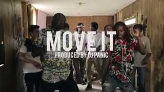 Download @DJLILMAN973 - Move It ft. @teamlilman Video