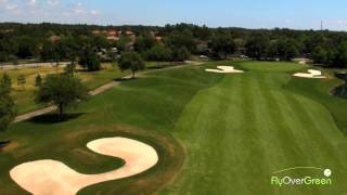 Download Burnt Pine Golf Club - drone aerial video - Burnt Pine - Hole#15 Video
