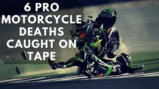 Download 6 Pro Motorcycle Deaths Caught On Tape Video