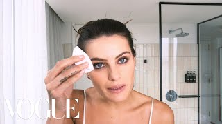 Download Brazilian Supermodel Isabeli Fontana Shows How to Prep Your Skin for Bed | Beauty Secrets | Vogue Video