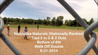 Download Nebraska Naturals 6-21-2014 (MissileProductions) (Entire Bottom of 6th Inning) Video