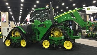 Download 2016 National Farm Machinery Show John Deere Exhibit Video