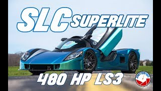 Download Shutterfuel Feature: Pete's 480 HP LS3 Powered SLC SUPERLITE Kit Car Video