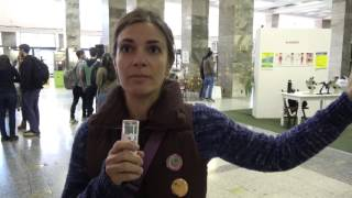 Download De fogón tv recorrió la Feria de la Facultad de Ciencias del Uruguay. Video