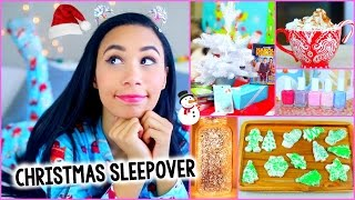 Download What To Do On Christmas! :Decor, Treats, Outfit + More for a DIY Holiday Sleepover! Video