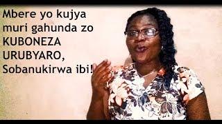 Download Ibyo utari uzi mu byo kuboneza urubyaro - IGICE CYA 1 Video