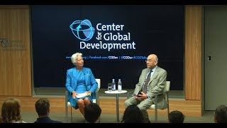 Download Global Economic Challenges: A Conversation with IMF Managing Director Christine Lagarde Video