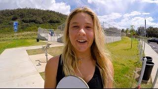 Download GoPro: Jordyn Barratt 16 year old girl skateboarder Video