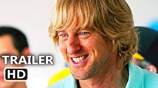 Download FАTHER FІGURES Official Trailer (2018) Owen Wilson, Ed Helms Comedy Movie HD Video