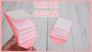 Download Tarjeta Cascada | Waterfall Card Video