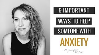 Download How To Help Someone with Anxiety Video