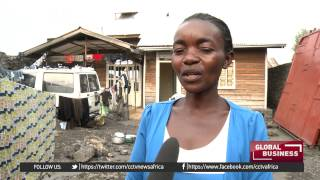 Download Solar energy business booming in eastern DR Congo Video