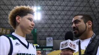 Download LaMelo Ball Interview @ C.I.F. Semi-Finals Video