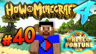 Download WHEEL OF FORTUNE GAMBLING! - HOW TO MINECRAFT S4 #40 Video