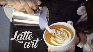 Download Tips dan Cara buat LATTE ART untuk Pemula! Video