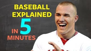 Download Baseball Explained in 5 Minutes Video