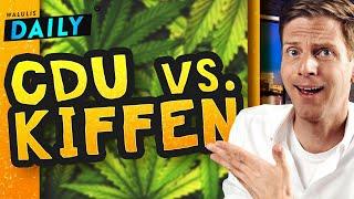 Download Kommt jetzt die Cannabis-Wende? Drogenreport 2019 | WALULIS DAILY Video