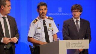 Download Abatido el presunto autor del atentado de Barcelona Video