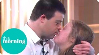 Download Down Syndrome Couple Banned From Kissing Get Engaged on Air! | This Morning Video