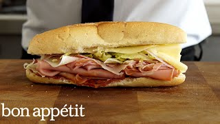 Download The Ultimate Delicious Hero Is All In The Assembly | Bon Appetit Video